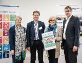Stadt Neumarkt bekennt sich zu den globalen Nachhaltigkeitszielen