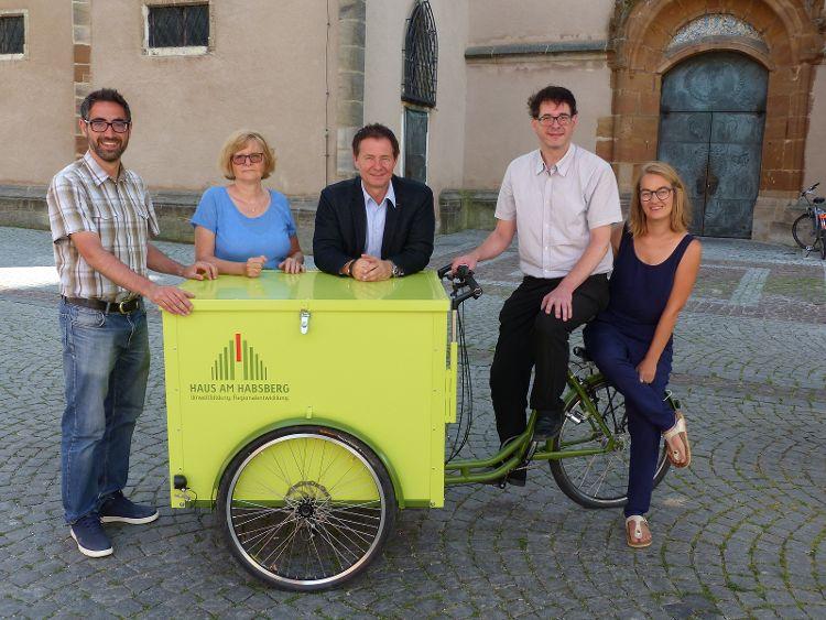 Förderung für Lastenräder und Fahrradanhänger