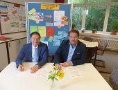 """Mittelschule West soll """"Modellschule Nachhaltigkeit"""" werden"""