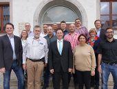 Delegation aus Südafrika zu Gast in Neumarkt