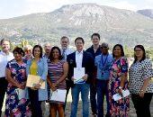 Agenda 2030 - 6 afrikanische Kommunen zu Gast
