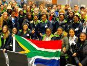 Jugend-Kulturaustausch Deutschland - Südafrika