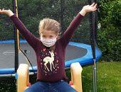 Bürgerstiftung näht Kindermasken