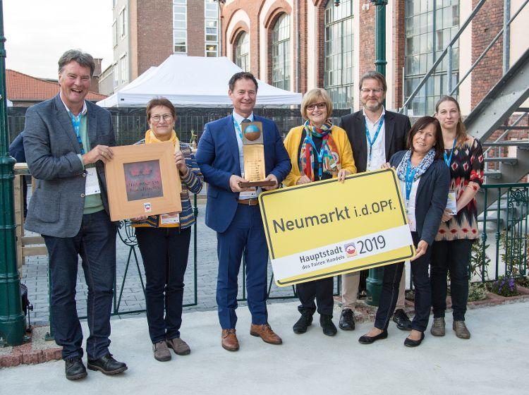 Die Stadt Neumarkt lobt den Videowettbewerb