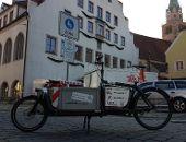 Stadt Neumarkt fördert weiterhin (E-)Lastenrädern und Fahrradanhänger