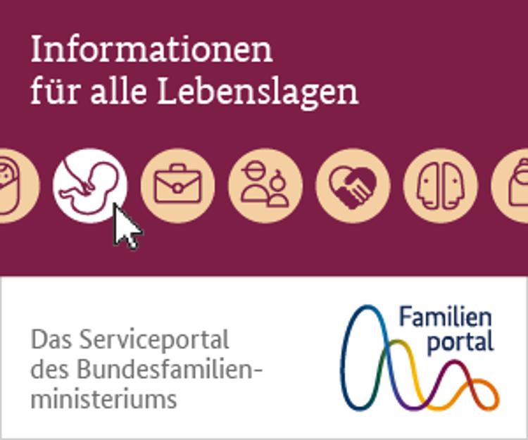 Familienportal des BMFSFJ